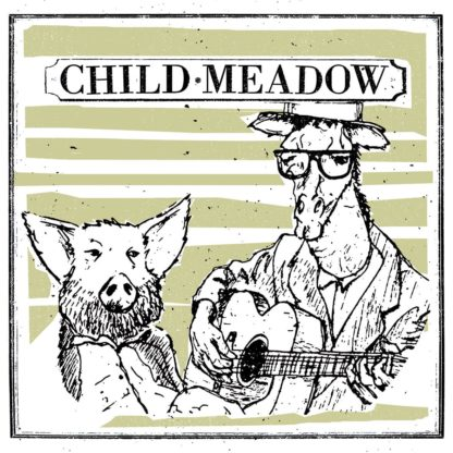 Cover of the Child Meadow